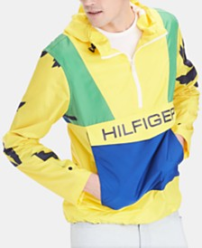 Tommy Hilfiger Men's Morris Popover Jacket, Created for Macy's