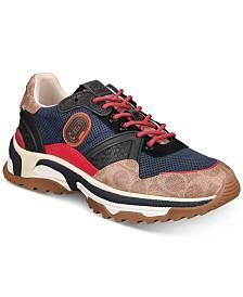 COACH Men's C143 sneaker
