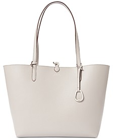Merrimack Vegan Leather Reversible Tote