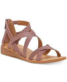 Lucky Brand Women's Helenka Flat Sandals