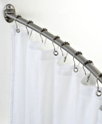 Marvelous Charter Club Curved Shower Curtain Rod