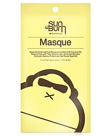 Sun Bum Revitalizing Hair Masque, 1.5-oz.