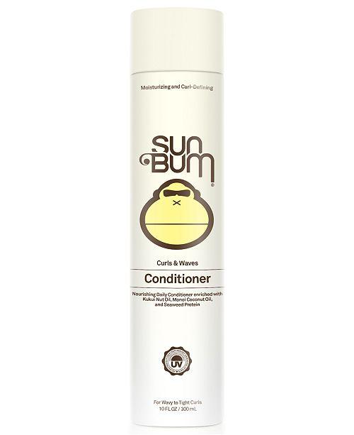 Sun Bum Curls & Waves Conditioner, 10-oz.