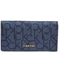 Calvin Klein Snap Signature Bifold Wallet
