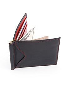 Men's RFID Blocking Money Clip Wallet