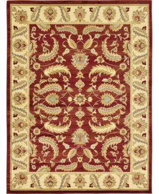 Passage Psg1 Red 9' x 12' Area Rug
