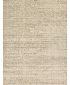 Bridgeport Home Lyon Lyo3 Beige 9' x 12' Area Rug
