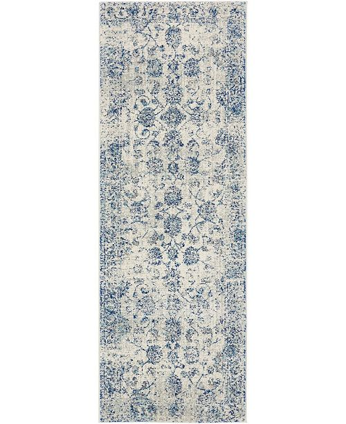 "Bridgeport Home Wisdom Wis6 Beige 2' 2"" x 6' Runner Area Rug"
