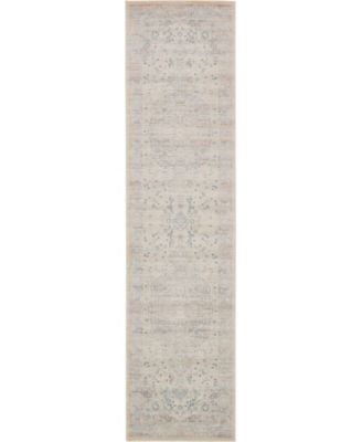 Caan Can2 Taupe 7' x 10' Area Rug