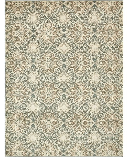 Bridgeport Home Tabert Tab3 Multi 9' x 12' Area Rug