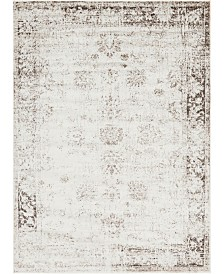 Bridgeport Home Basha Bas1 Beige 7' x 10' Area Rug