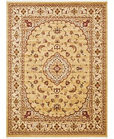 "Bridgeport Home Clayton Cly1 Beige 9' 10"" x 13' Area Rug"