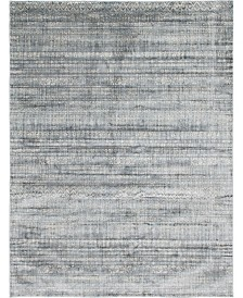 Bridgeport Home Haven Hav2 Gray 9' x 12' Area Rug