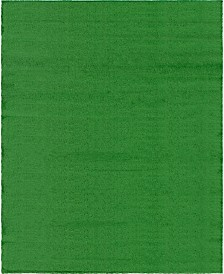 Bridgeport Home Pashio Grass Pag1 Green 8' x 10' Area Rug