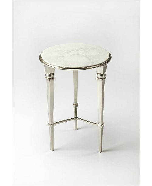 Butler Specialty Butler Darrieux Round Marble Table