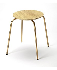 CLOSEOUT! Butler Raphael Wood and Metal Stool