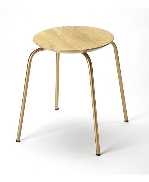 Butler Specialty CLOSEOUT! Butler Raphael Wood and Metal Stool