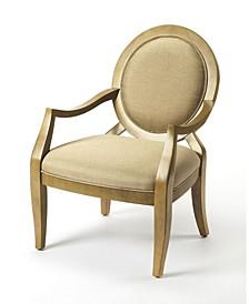 CLOSEOUT! Butler Gretchen Cappuccino Chair, Quick Ship