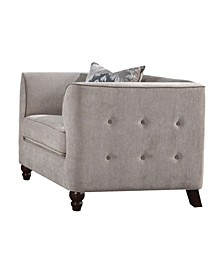 Cyndi Chair with 1 Pillow