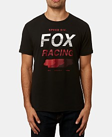 Fox Men's Unlimited Airline Graphic T-Shirt