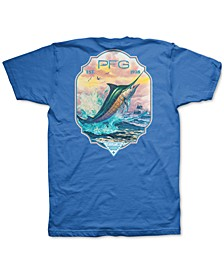 Men's PFG Colossus Graphic T-Shirt