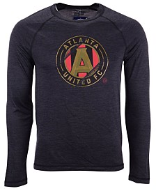 Majestic Men's Atlanta United FC Vital To Success Long Sleeve T-Shirt