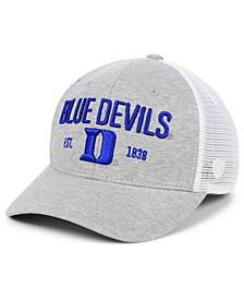 Duke Blue Devils Notch Heather Trucker Cap