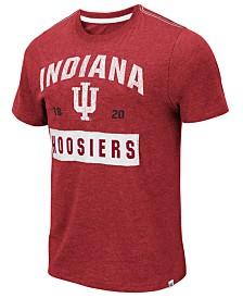Colosseum Men's Indiana Hoosiers Team Patch T-Shirt