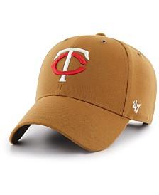 '47 Brand Minnesota Twins Carhartt MVP Cap