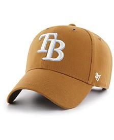'47 Brand Tampa Bay Rays Carhartt MVP Cap