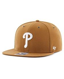 Philadelphia Phillies Carhartt CAPTAIN Cap