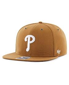 '47 Brand Philadelphia Phillies Carhartt CAPTAIN Cap