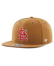'47 Brand St. Louis Cardinals Carhartt CAPTAIN Cap
