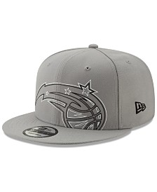 New Era Orlando Magic Light It Up Gray 9FIFTY Snapback Cap