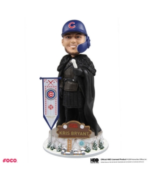 Forever Collectibles Kris Bryant Chicago Cubs Game Of Thrones Nights Watch Bobblehead