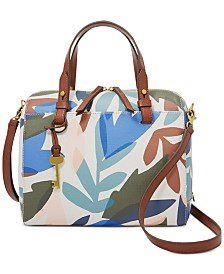 Fossil Rachel Small Satchel