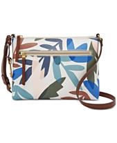 69a96965b Fossil Fiona Printed Small Crossbody