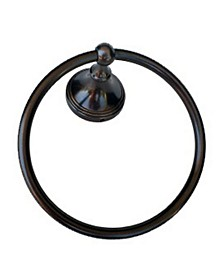 Arista Annchester Towel Ring Oil-Rubbed Bronze Finish