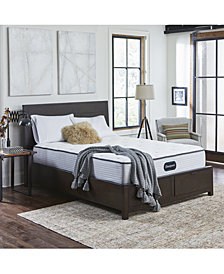 "Beautyrest BR800 12"" Medium Firm Mattress Set - Queen"