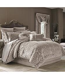J. Queen New York Sicily King Comforter Set