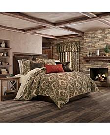 J Queen Taos Multi Queen Comforter Set
