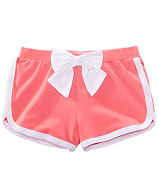 Epic Threads Toddler Girls Bow Shorts, Created for Macy's