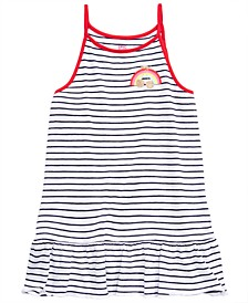 Big Girls Striped Tank Top, Created for Macy's