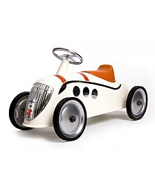 Metal Peugoet Rider Car