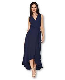 AX Paris Frill Wrap Dress