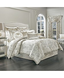 J. Queen New York Dream King Comforter Set