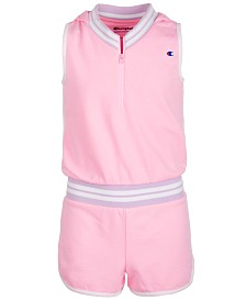 Champion Big Girls Romper