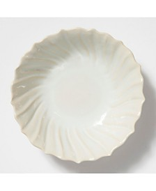 Vietri Incanto Ruffle Large Bowl