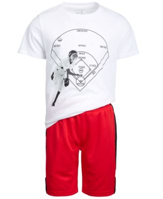 Little Boys Graphic T-Shirt, Created for Macy's