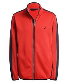 Big Boys Noah Full-Zip Tricot Jacket